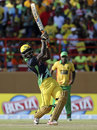 Chadwick Walton scored 53 off 42 balls, Guyana Amazon Warriors v Jamaica Tallawahs, CPL 2014, Providence, July 20, 2014