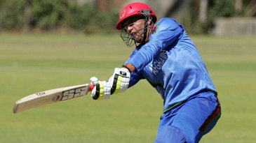 Shafiqullah hits out during his 56