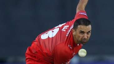 Kabir Ali helped Lancashire secure a comfortable win