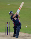 Adam Rossington made 34 in 17 balls, Northamptonshire v Derbyshire, NatWest T20 Blast, Wantage Road, July 11, 2014