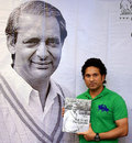 Sachin Tendulkar during the launch of the book Raj Singh Dungarpur - A tribute, Mumbai, July 25, 2014