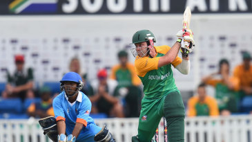 Johan Wessels top-scored with 56