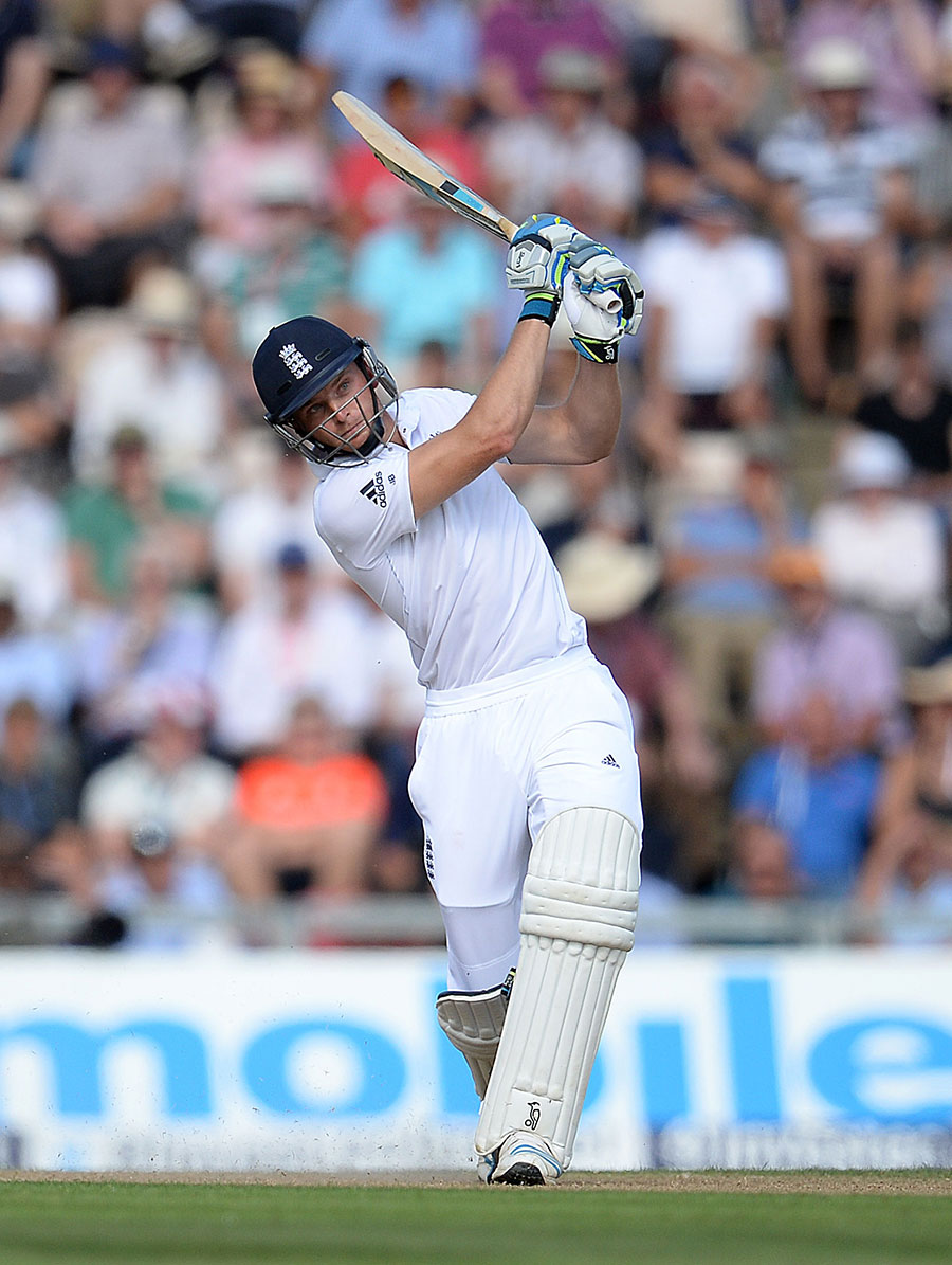 Jos Buttler smacked 85 from 83 balls on debut