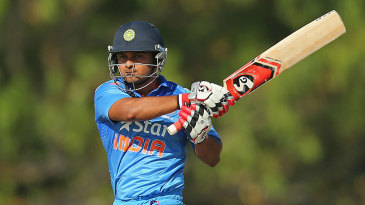 Kedar Jadhav helped India A recover with a 73-ball 78