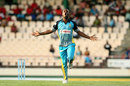 Ray Jordan took two wickets, St Lucia Zouks v Trinidad & Tobago Red Steel, CPL 2014, Gros Islet, August 2, 2014