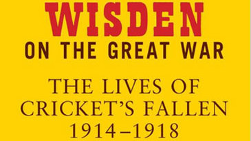 Cover image of <i>Wisden on the Great War</i>