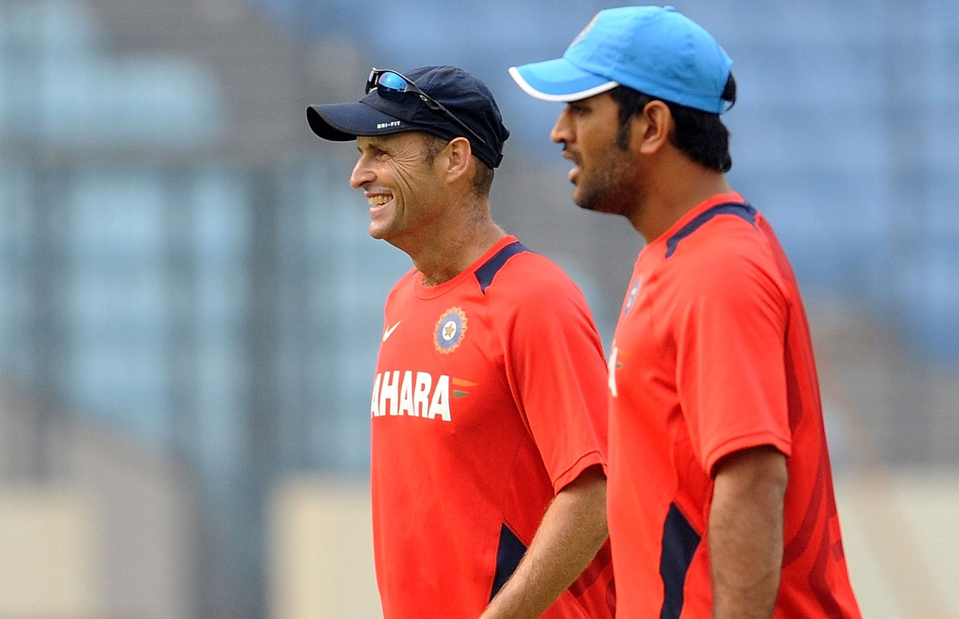 Dhoni repeatedly said Gary Kirsten's appointment as India coach was