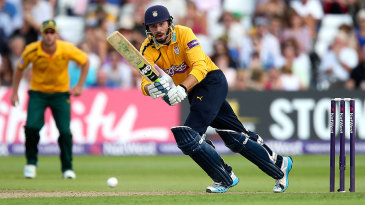 James Vince made his T20 best 93 not out