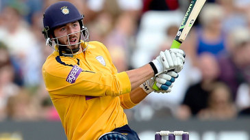 James Vince led his side to a fifth consecutive Finals Day