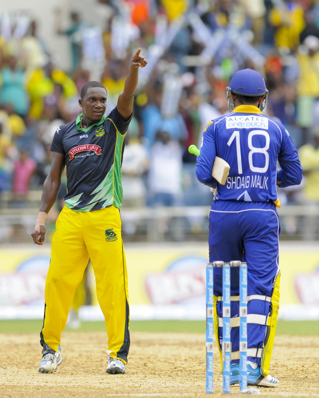 Miserly Taylor helps Tallawahs beat Tridents | Cricket | ESPN Cricinfo