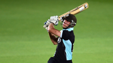 Zafar Ansari almost swung Surrey over the line