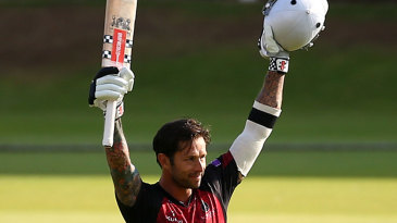 Peter Trego scored a match-winning hundred
