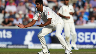 Pankaj Singh had another luckless day
