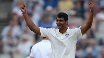 Pankaj Singh was rewarded for his toil with two quick wickets