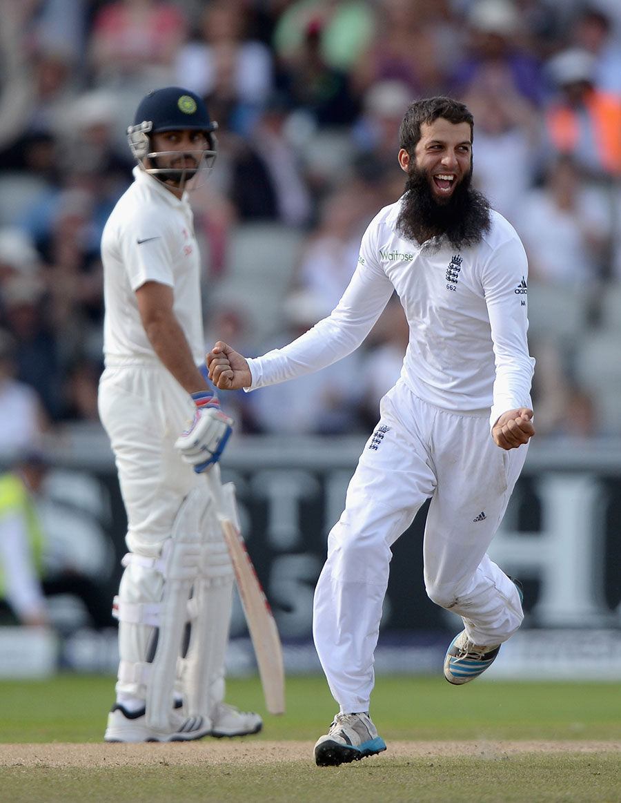 Moeen Ali's four wickets were another glowing endorsement of England's new set-up