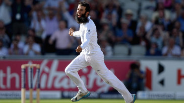 Moeen Ali proved his ability with the ball yet again