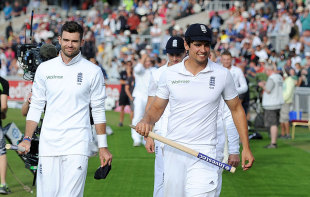 Life has become significantly easier for the England captain after two wins