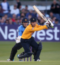 Adam Wheater attacks, Sussex v Hampshire, NatWest T20 Blast, Hove, May 23, 2014