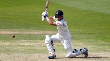 Ed Joyce made his sixth first-class hundred of the season