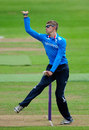 Kyle Carver bowled an economical spell, England U-19s v South Africa U-19s, 1st Youth ODI, Edgbaston, August 15, 2014