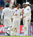 Abdur Rehman dismissed both Sri Lankan openers, Sri Lanka v Pakistan, 2nd Test, Colombo, 3rd day, August 16, 2014