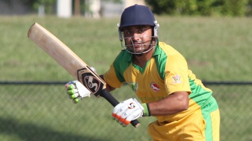 Nisarg Patel sets off for a run