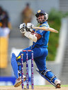 Ashan Priyanjan used the scoop to great effect, Sri Lanka v Pakistan, 1st ODI, Hambantota, August 23, 2014