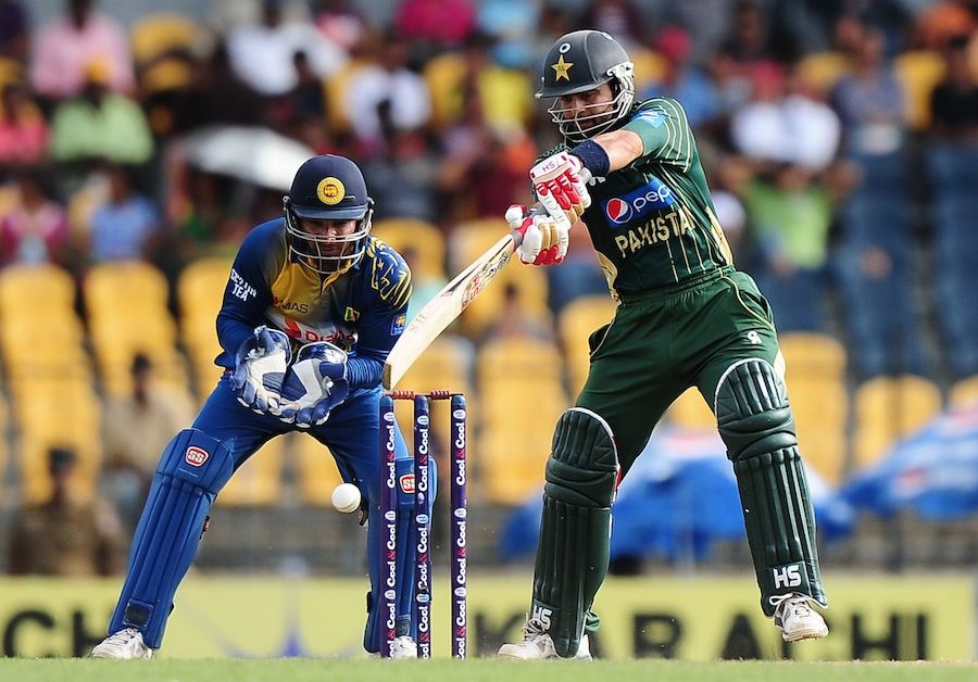 Sri Lanka Vs Pakistan - 1st ODI Highlights