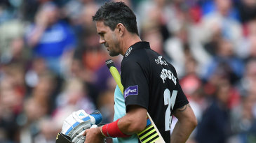 Kevin Pietersen failed on NatWest T20 Finals Day