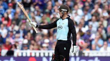 Jason Roy scored fifty off just 19 balls