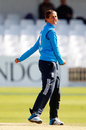 Jenny Gunn finished with figures of 4 for 23, England v India, 2nd women's ODI, Scarborough, August 23, 2014