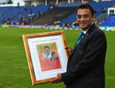 Match referee Ranjan Madugalle, England v India, 2nd ODI, Cardiff, August 27, 2014