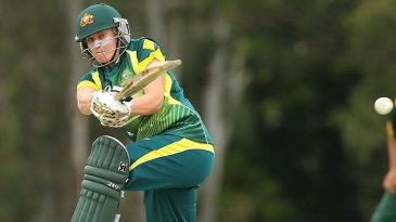 Australia's Delissa Kimmince hit 42