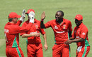 John Nyumbu finished with 3 for 42, Zimbabwe v South Africa, tri-series, Harare, August 29, 2014