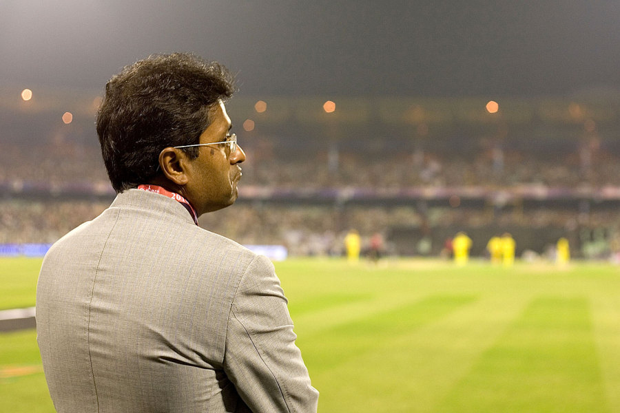 Modi calls time on cricket administration 'for now'