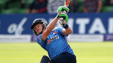 Sam Billings played a brutal innings that defied conditions