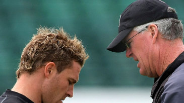 John Bracewell talks to Brendon McCullum