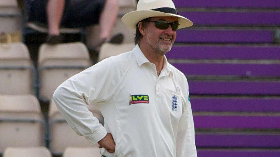 Peter Willey is still enjoying his time as a first-class umpire