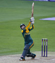Dane van Niekerk top-scored for South Africa with 36, England v South Africa, 1st women's T20, Chelmsford, September 1, 2014