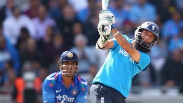 Moeen Ali gave England's some belated life