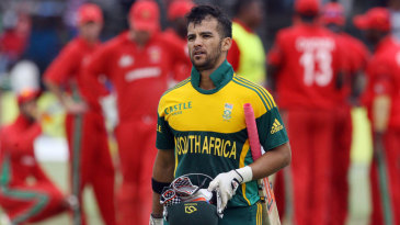 JP Duminy compiled an important half-century