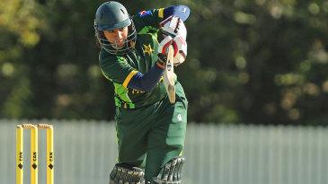 Marina Iqbal scored 38 off 31 balls