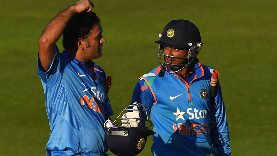 Where did we go wrong? MS Dhoni and Ambati Rayudu head off in defeat