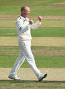 Gary Keedy continued to chip away, Nottinghamshire v Yorkshire, County Championship, Division One, Trent Bridge, September 10, 2014