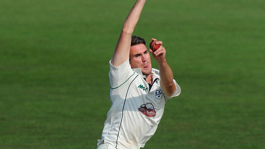 Jack Shantry ended with six wickets