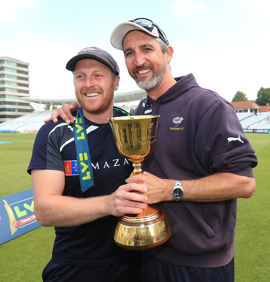 Former World Cup Winner Named Sussex Head Coach 3