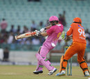 Daniel Flynn goes on the attack, Northern Knights v Lahore Lions, CLT20, Raipur, September 14, 2014