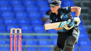 Sophie Devine top-scored for New Zealand Women with 89
