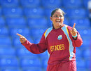 Anisa Mohammed picked up 4 for 32, West Indies v New Zealand, 2nd women's ODI, St Kitts, September 14, 2014
