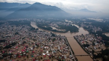 Floods in Srinagar